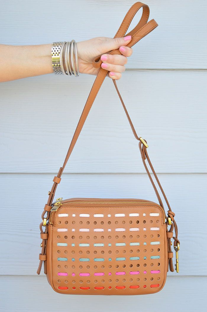 Law of Fashion Blog | A Florida-based fashion and beauty blog developed to daily inspire your own personal style by Nina Lacher | Piper Fossil Bag