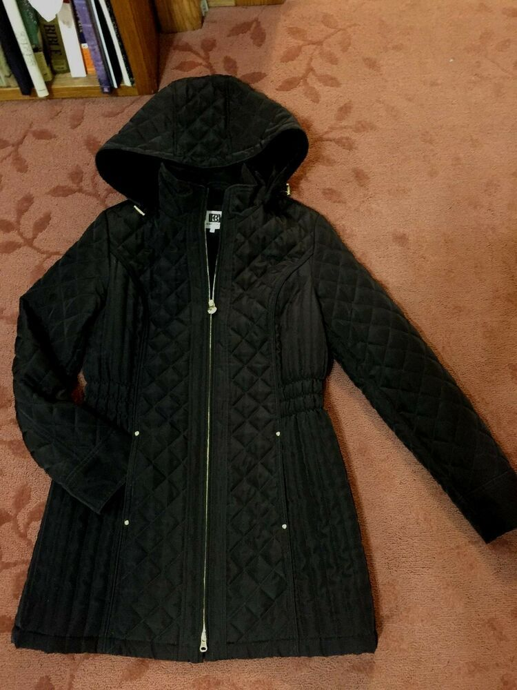 Beautiful Misses Laundry By Design Warm Quilted Winter Coat