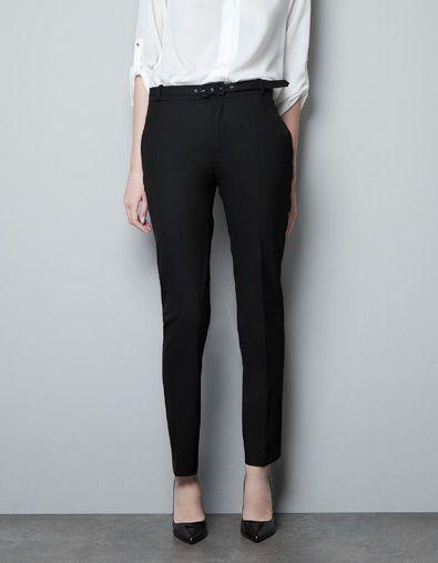 Marimea Vand Impreuna Zara Doar Pantaloni 120 Ron M Eleganti Cu Se EZUwFqz70