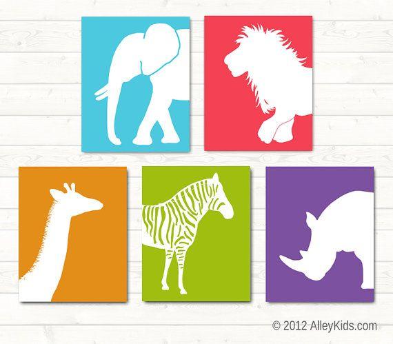 alley kids jungle animal prints - Kids Animal Prints