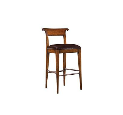 Caroline Bar Stool From The Acquisitions By Henredon Collection By