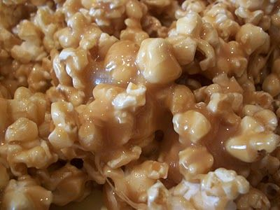 Country Cooks Across America: Soft and Chewy Caramel Popcorn