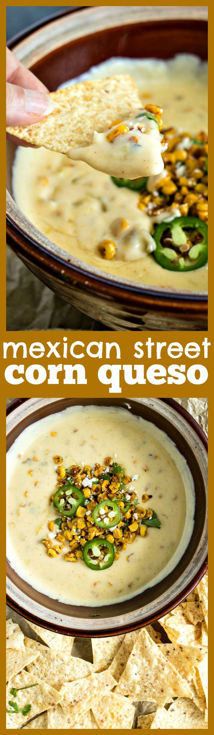 Mexican Street Corn Queso - CPA: Certified Pastry Aficionado