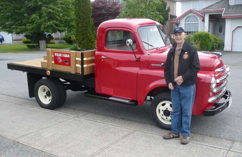 Friends come to the rescue of Canadianbuilt 1949 Fargo