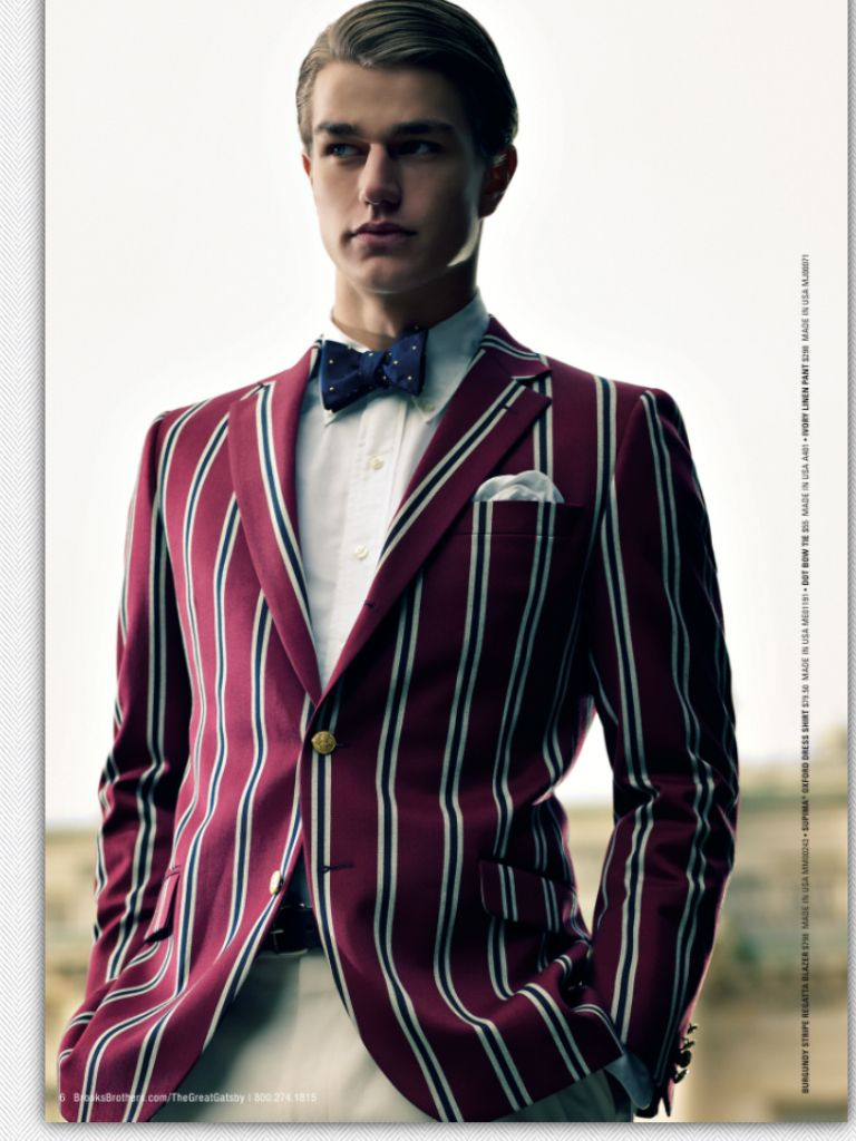 The Great Gatsby limited-edition menswear collection from ... |The Great Gatsby Fashion Men