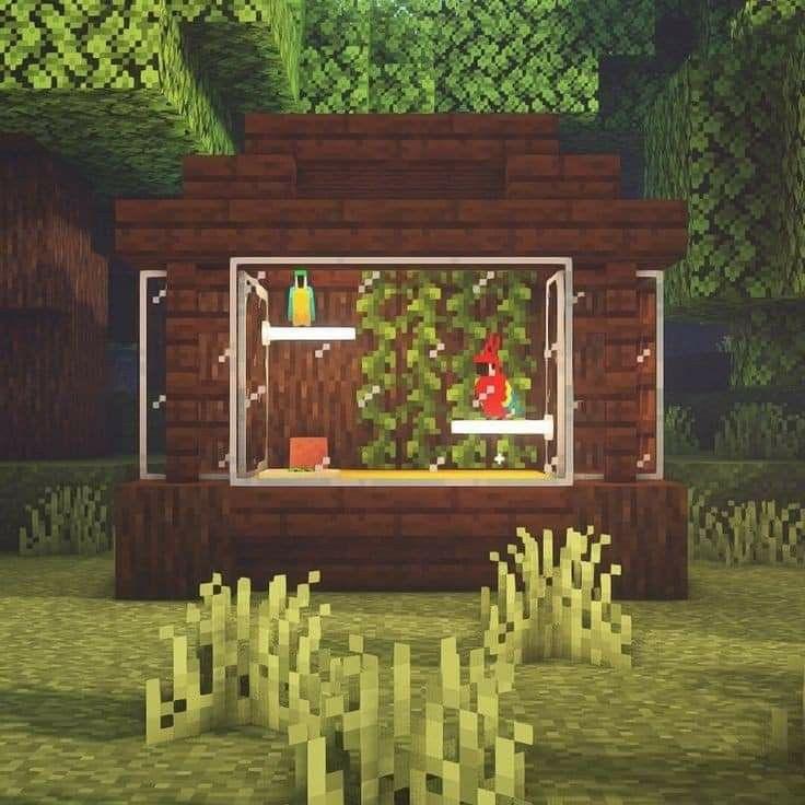 Minecraft Simple Modern House Designs: Idea By Roberta Burns On Craft In 2020