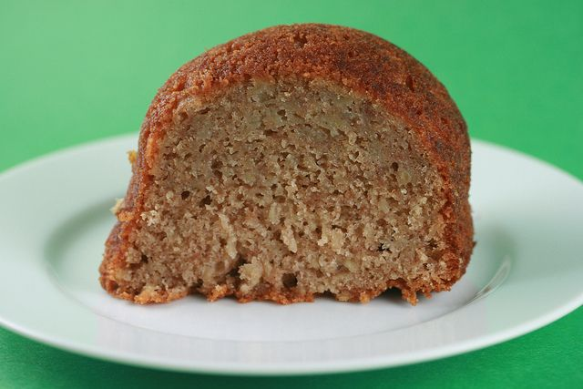 Double Apple Bundt - Tuesdays with Dorie by Food Librarian, via Flickr