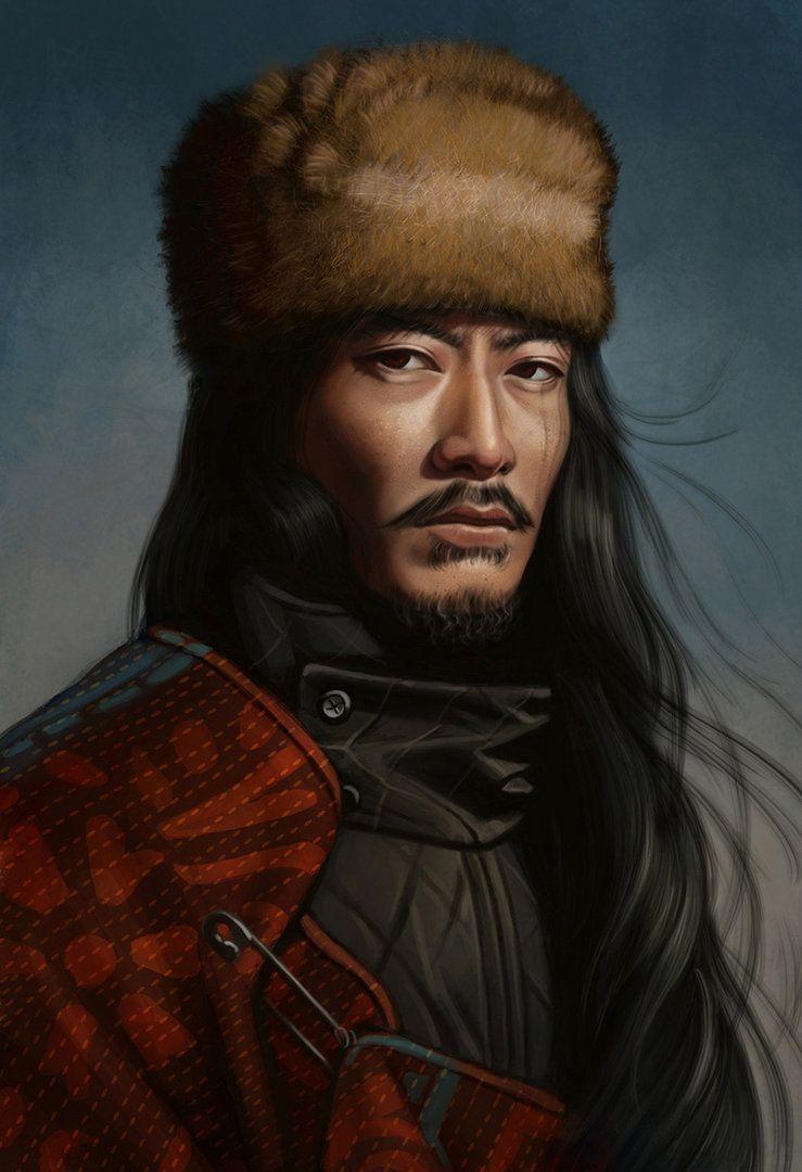 Portrait Challenge 10/30 by MorranArt on DeviantAr
