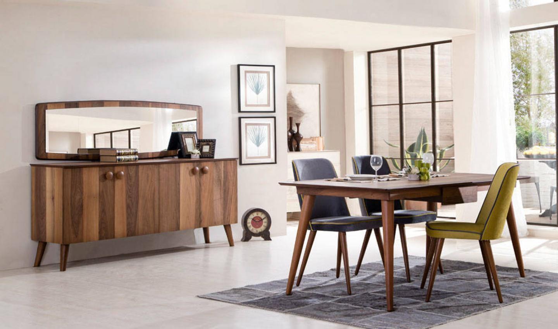 Mobi Yemek Odasi Takimi Eyup Modesa Yemekodasitakimlari Rapsodi Yatakodasitakimlari Koltuktakimlari Dining Room Table Set Home Decor Furniture