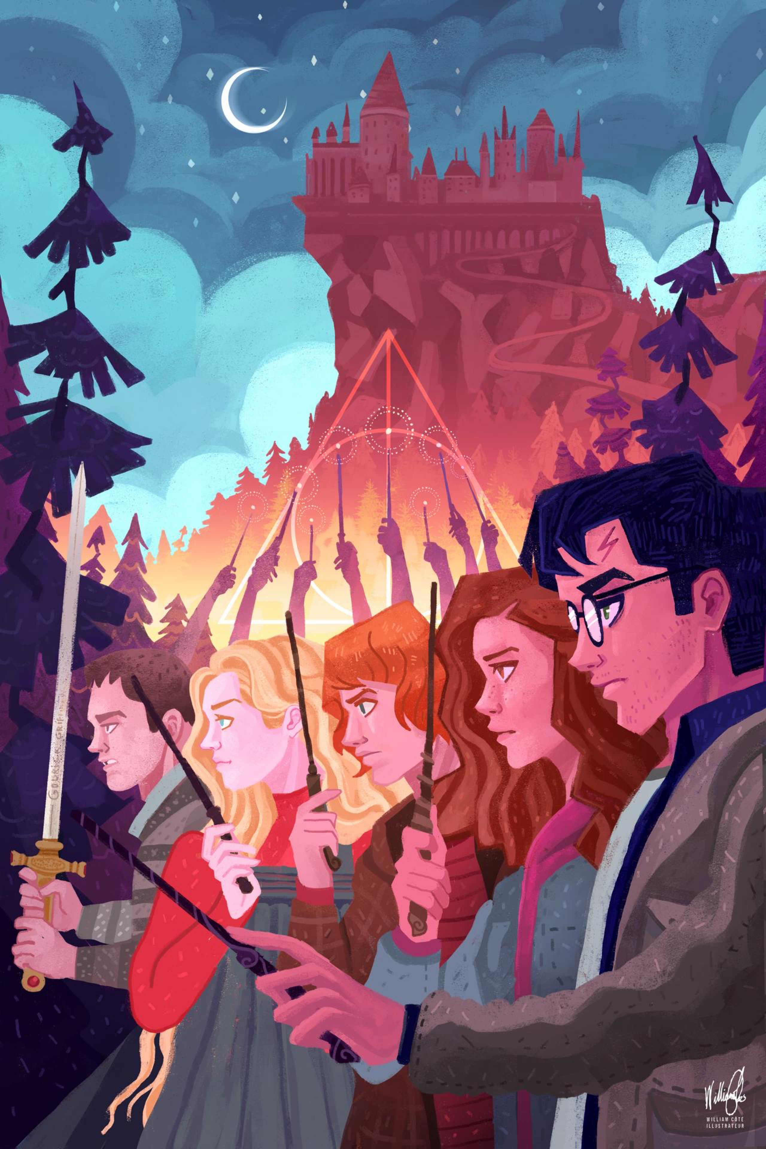 Dumbledore S Army By Williamcote On Deviantart Harry Potter Fan Art Harry Potter Characters Harry Potter Art