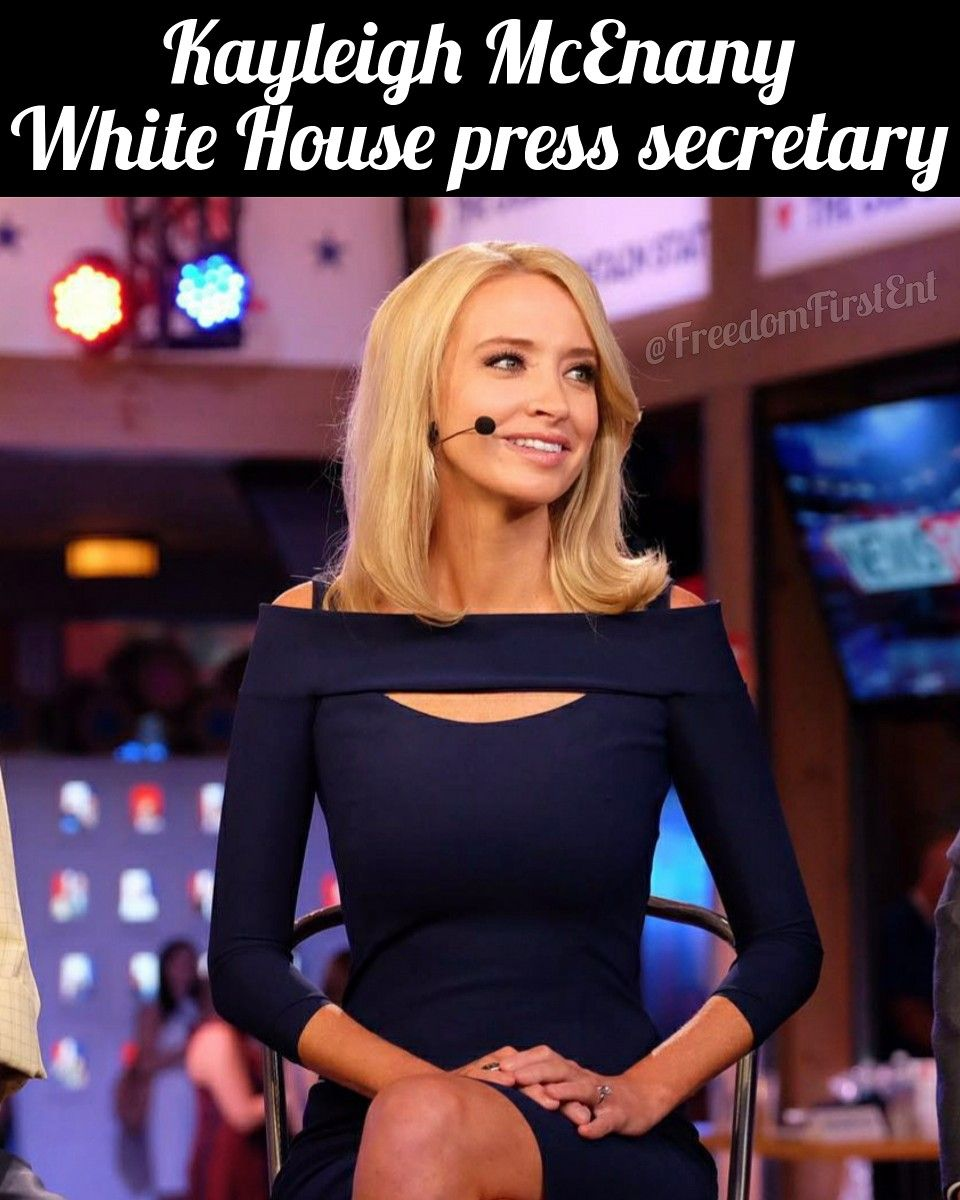 Kayleigh Mcenany Fires Back At Chicago Mayor For Calling Her Karen Youtube In 2020 Kayleigh Mcenany Criticism People News