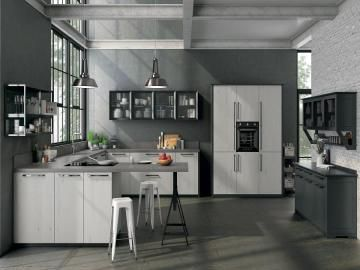 CUCINA LUBE PREZZI MODELLO OLTRE | Cucine moderne ...