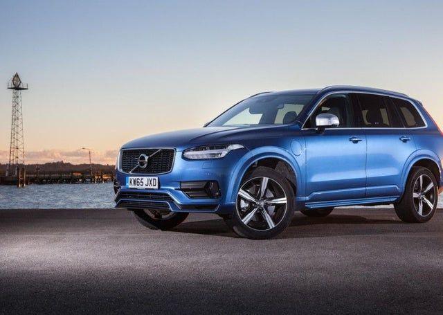 Volvo Xc90 Fuel Economy Uk Di 2020