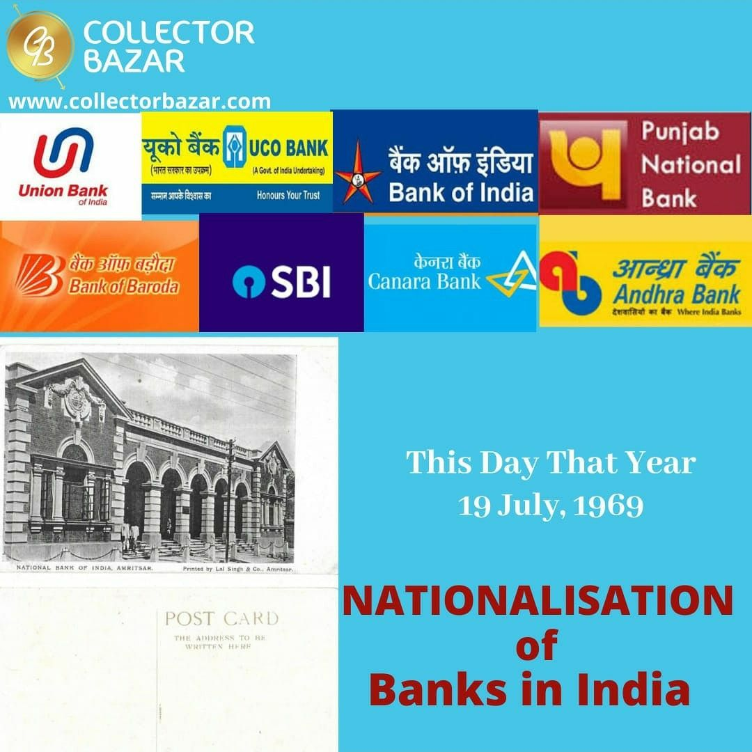 Nationalisation Of Banks In 2020 Indian Government Government Socialism