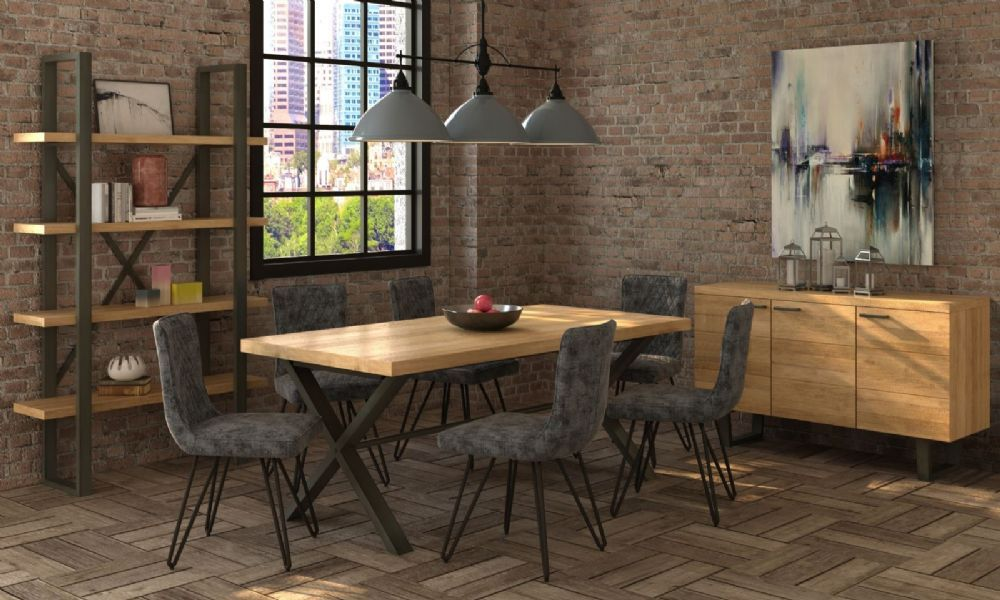 The Fusion Living and Dining Room collection is a perfect