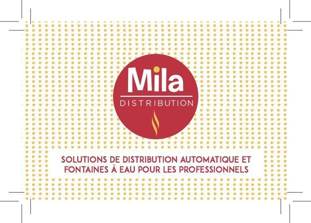 Carte De Visite Mila Distribution