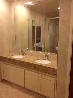 Avila's Construction Palo Alto Commercial Bathroom Remodel  Home Impressive Bathroom Remodeled Design Inspiration