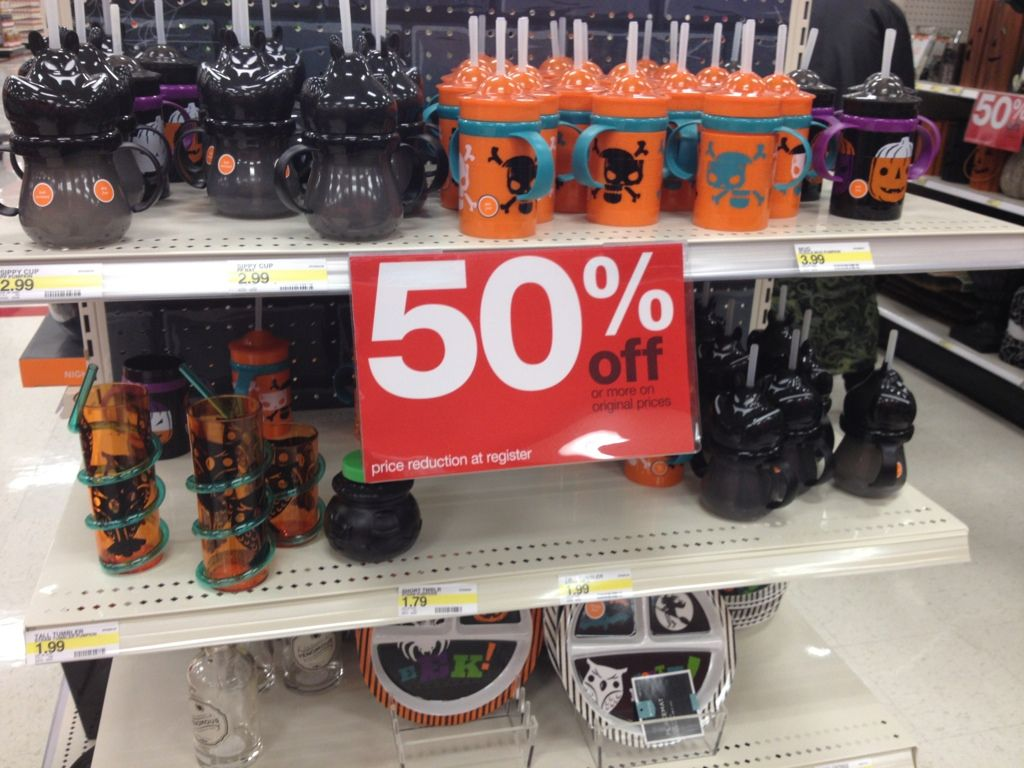 Target Halloween Clearance 2012 and Holiday Markdown Schedule! I ...