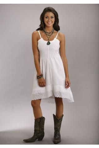 ce18d950ca6 White Voile Long Dress Stetson Ladies Collection- Summer I Sleeveless Urban