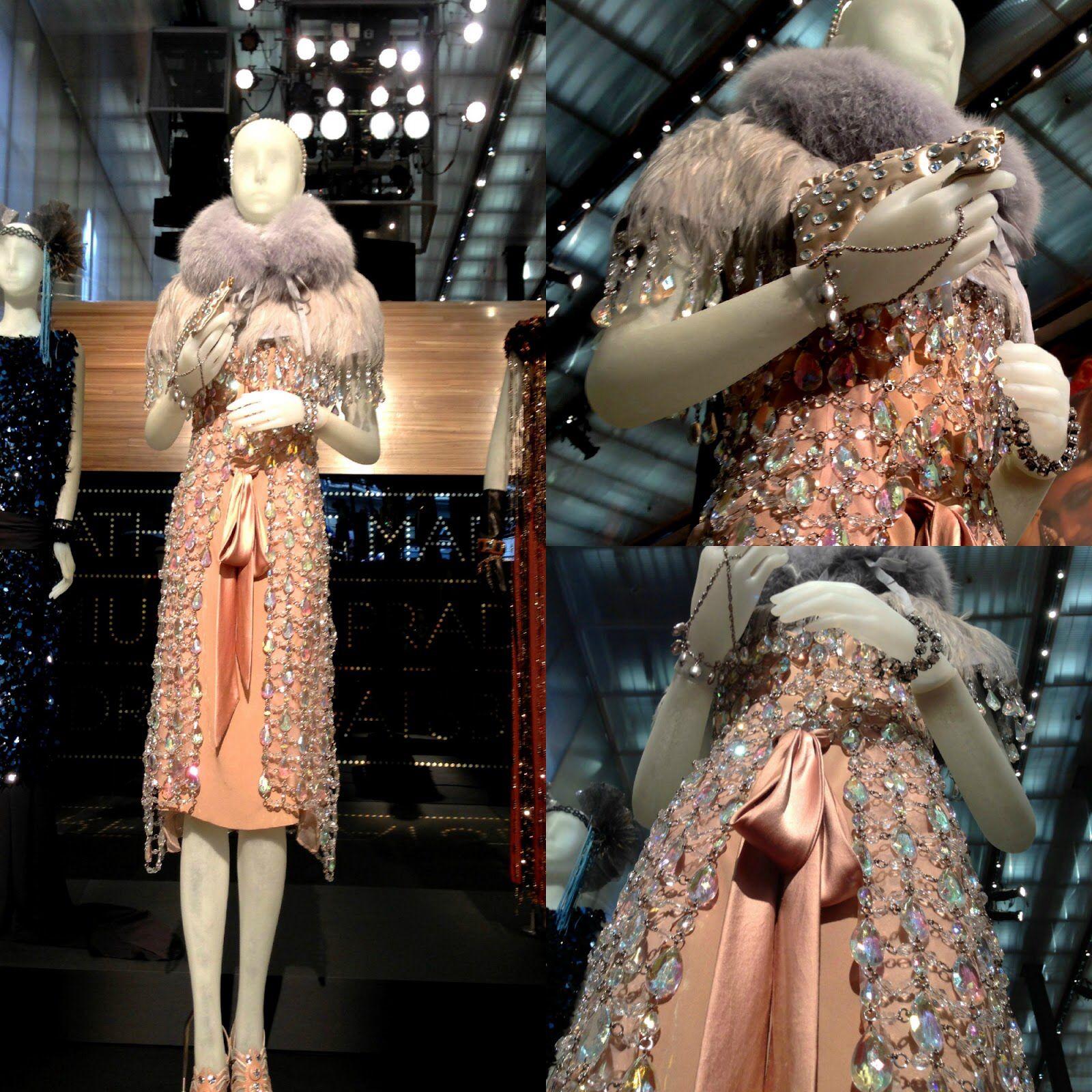 Daisy Buchanan\'s Prada dress - The Great Gatsby   Books To Love ...