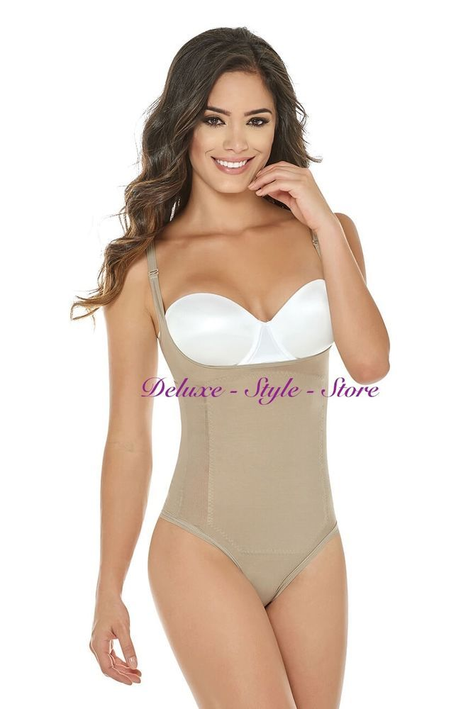 5287d9ae8103c Cocoon 1378 LIGHT THERMAL THONG. ABDOMEN AND WAIST CONTROL. FAJA PARA  MUJER.  CoCoon  BodySuits