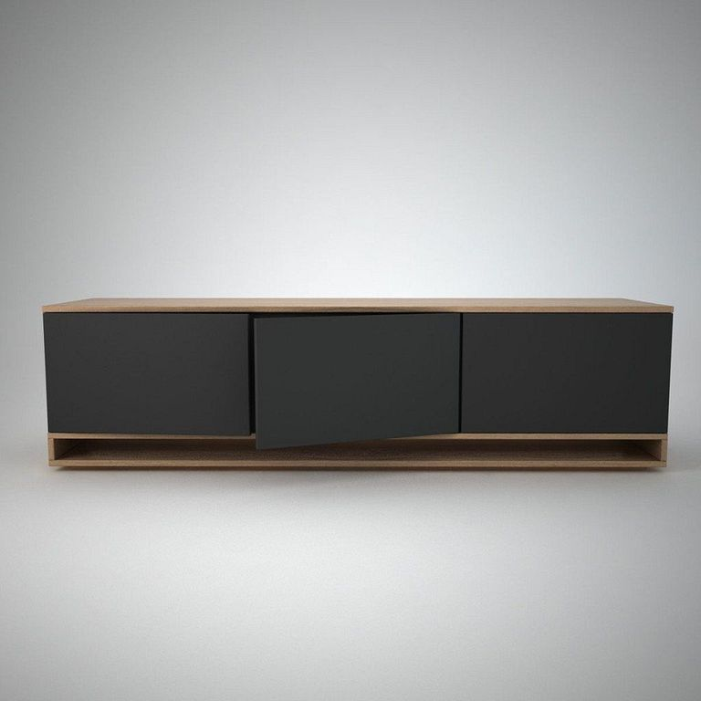 20 Contemporary Plywood Sideboard Designs For Your Room Spaces