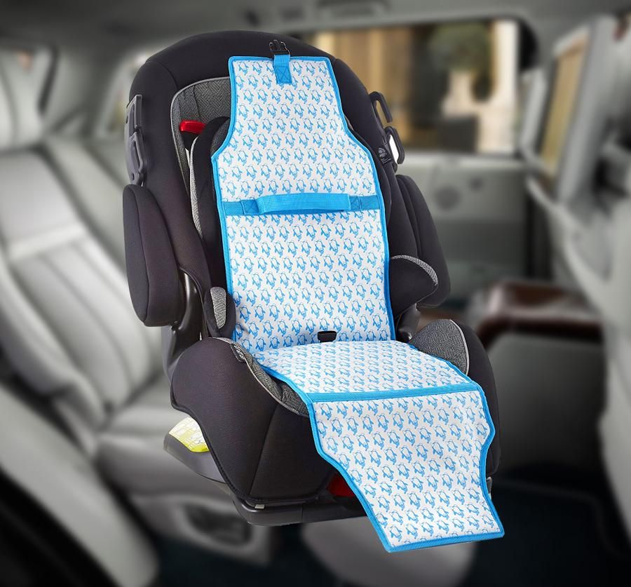 Cooltech Car Seat Cooler Keeps Your Child S Car Seat Cool On Hot