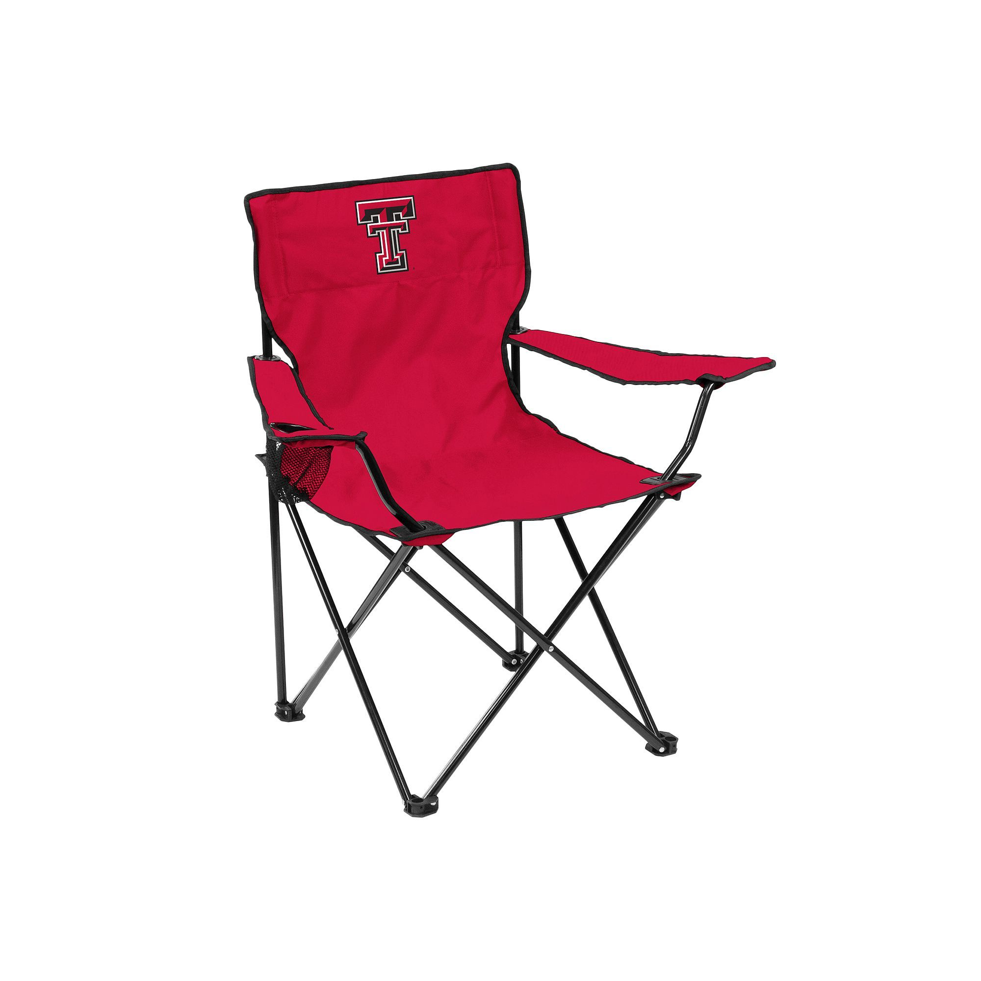 Outdoor Logo Brand Texas Tech Red Raiders Portable Folding Chair