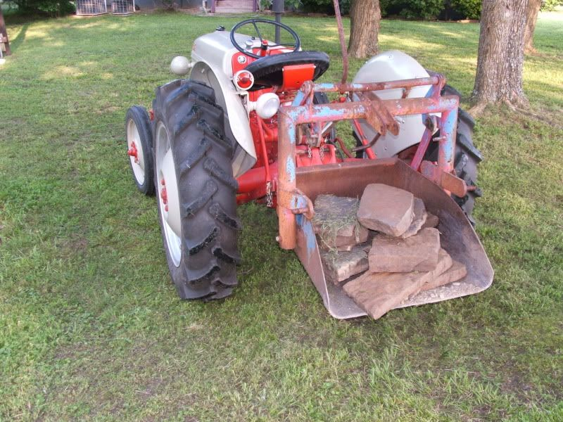 Implements Forum Expanded Thread Page Tractors 8n Ford Tractor Tractor Idea