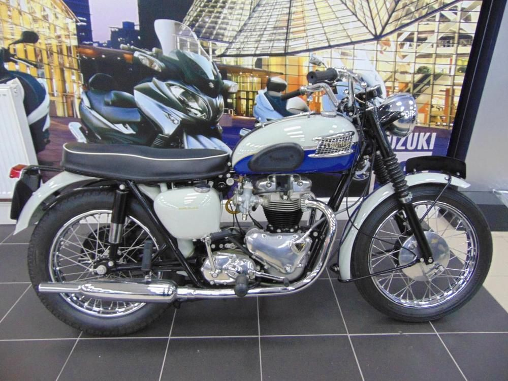 Ebay 1960 Triumph Bonneville T120 Classic Vintage Bikes Triumph