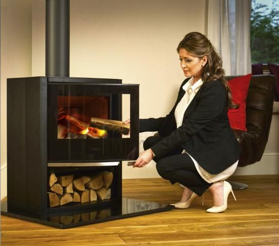 Woodburningstoves Eco Heating Greenenergy Introducing STOVEY