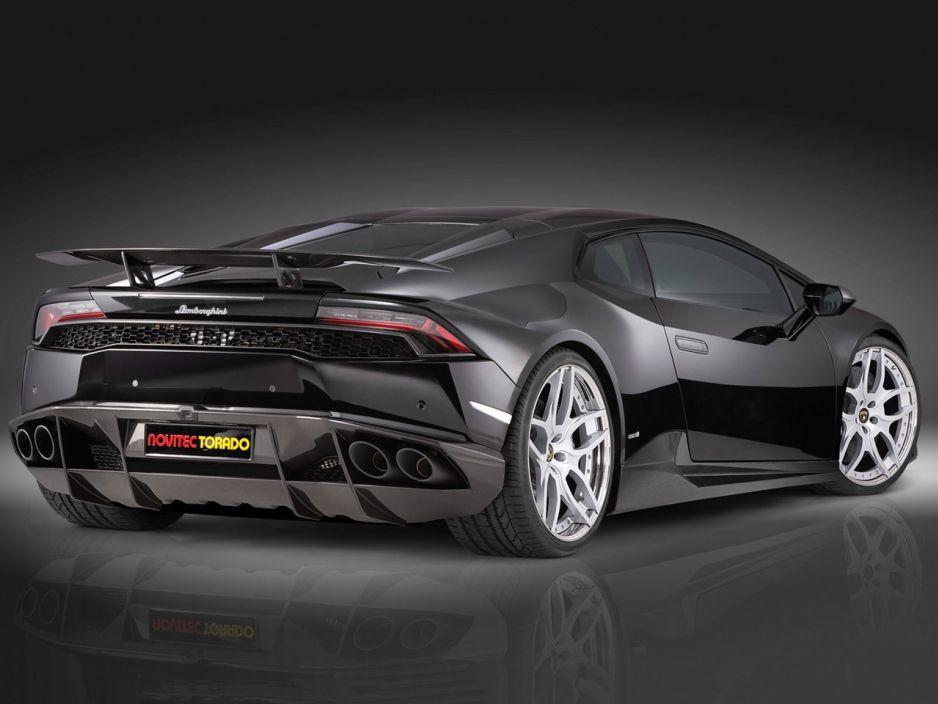 Wonderful Lamborghini Huracan Tuning: Novitec Torado