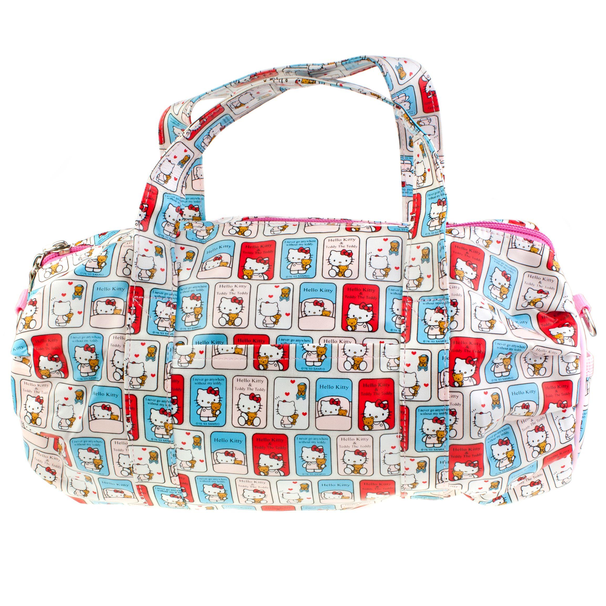 660d7b51d Hello Kitty & Teddy Cartoon Handbag #hellokitty #hellokittyuk #kawaii  #dizzypink #hellokittycollection #hellokittyaddict #hellokittystuff #bag # handbag ...