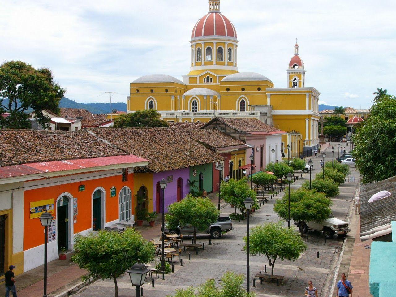 Pin Pa Nicaragua