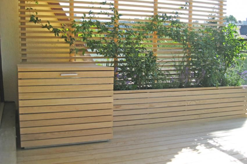 stauraum garten garten sichtschutz terrasse und. Black Bedroom Furniture Sets. Home Design Ideas