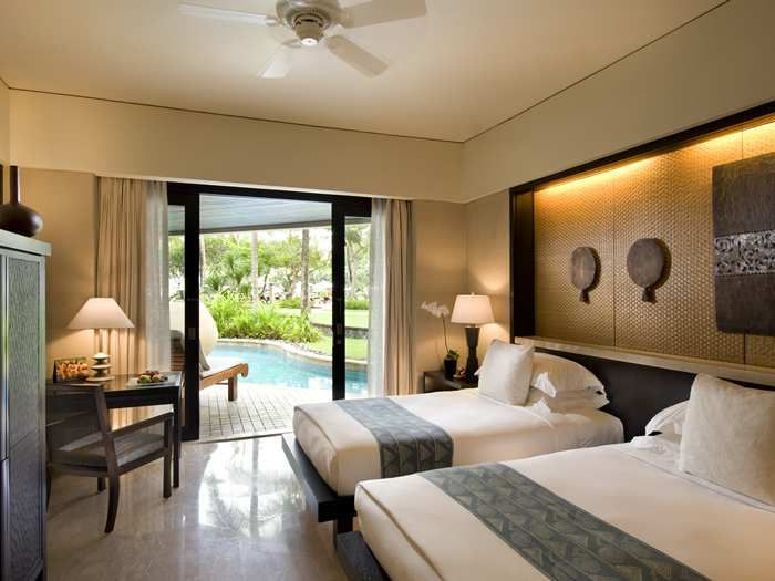 Conrad Hotels And Resorts Luxury Accommodations House Styles Hotel Interiors Guest Room Design