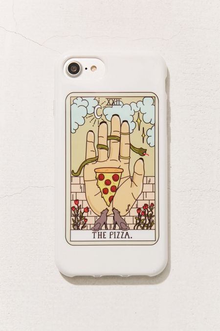 Recover Pizza Iphone 8 7 6 Case Case Phone Cases Phone