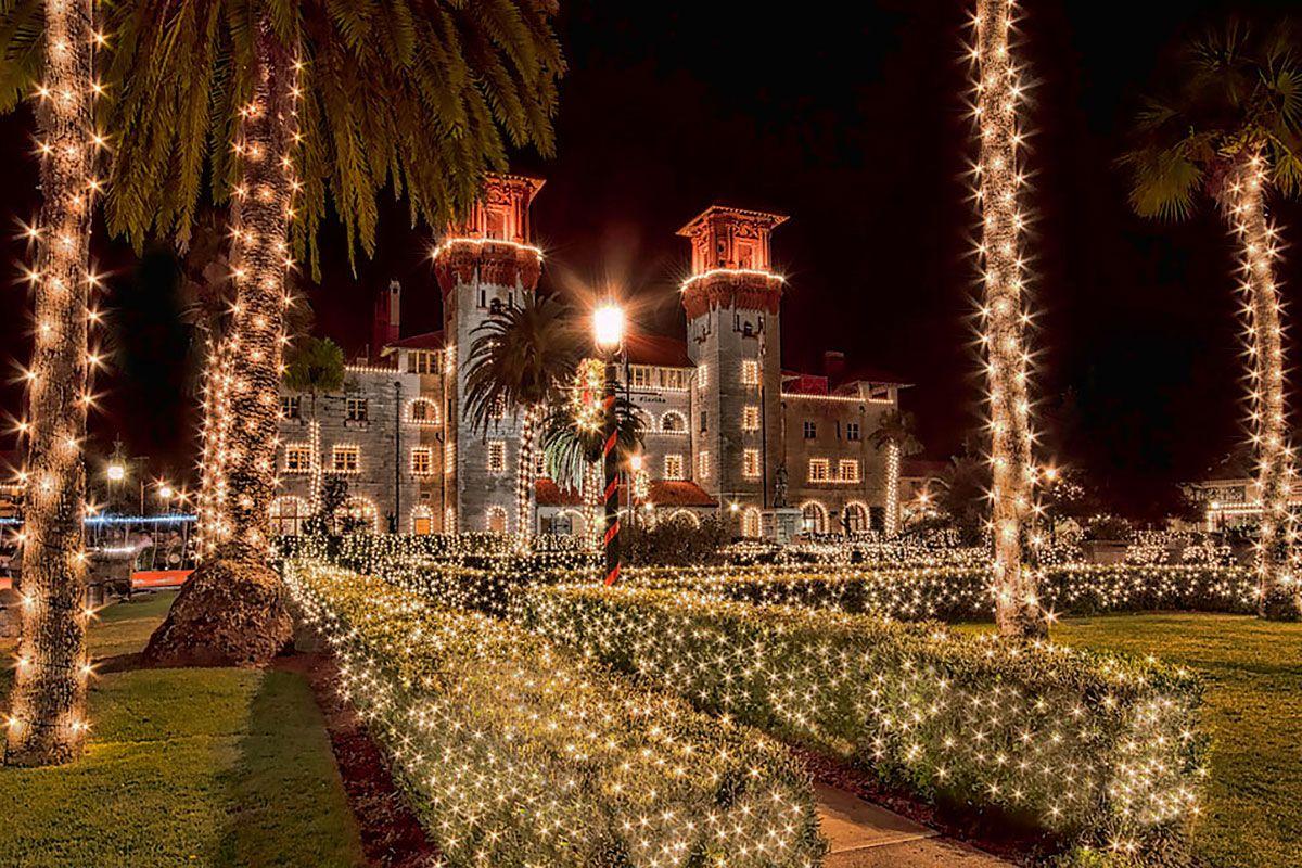 Best Christmas Lights Of 2020 Florida St. Augustine Nights Of Lights 2019 2020 Christmas Tours | Florida