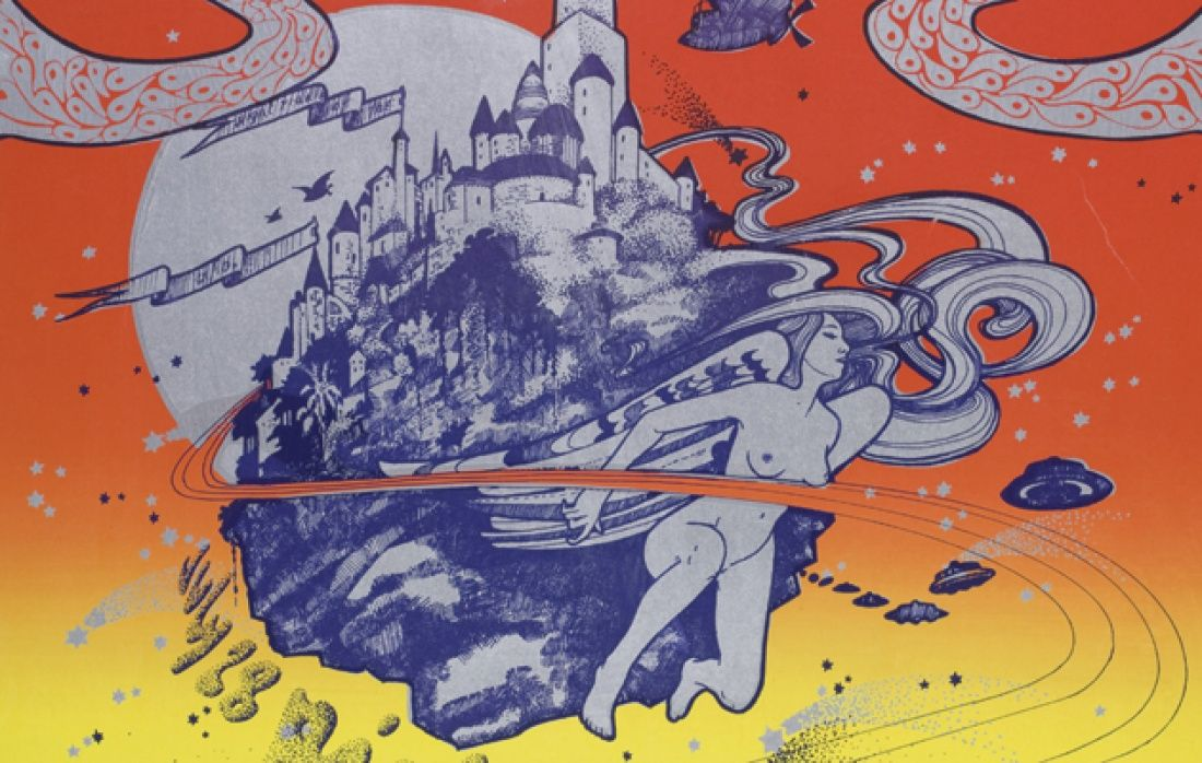 Ink and acid: The psychedelic design revolution