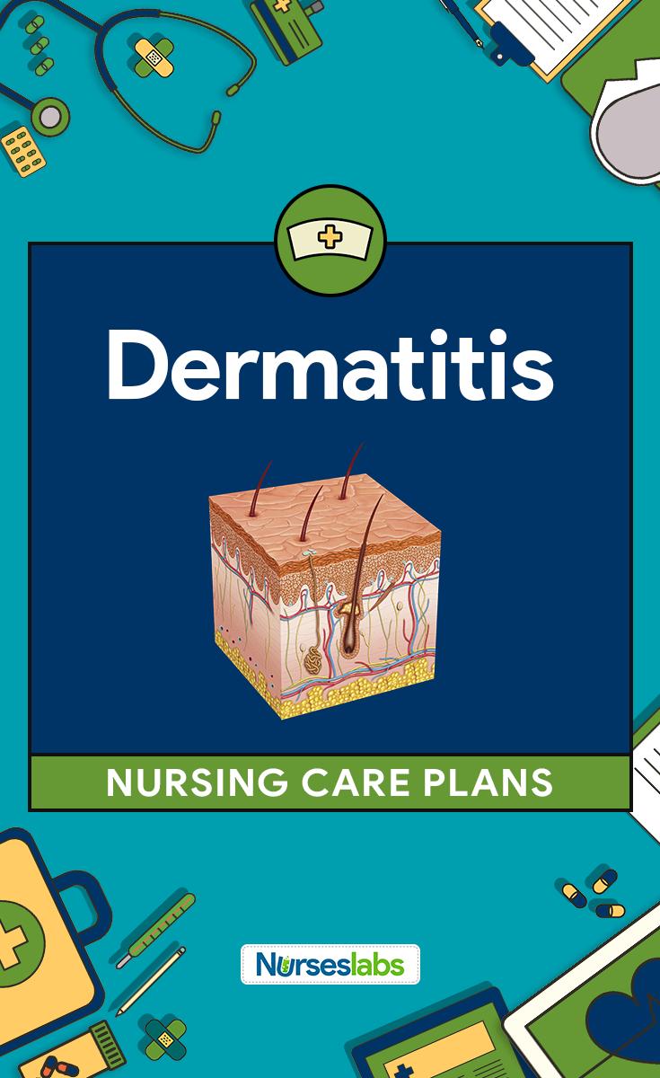 nursing care plan for dermatitis)