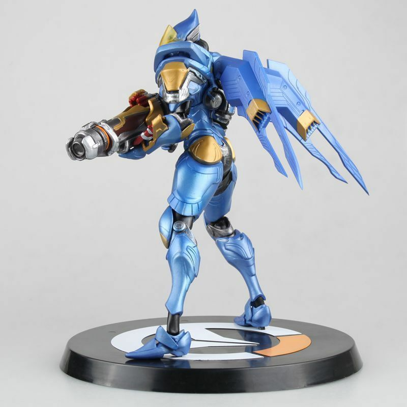 OW Overwatch Security Chief Fareeha Amari Pharah PVC Figure New in Box