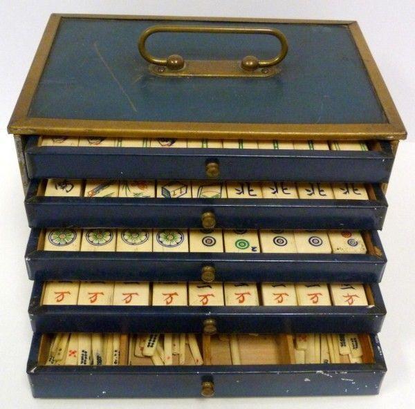 Sets vintage sale mahjong for Vintage Mahjong