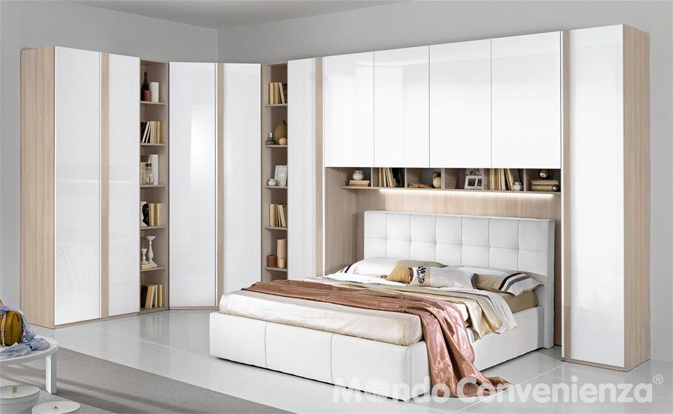 Camera da letto Nettuno Mondo Convenienza (con immagini
