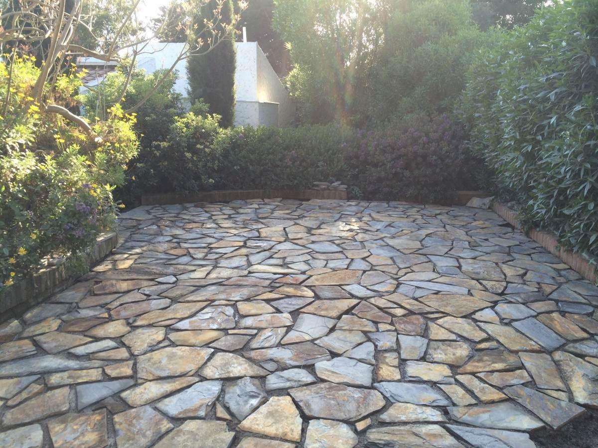 Piedra laja multicolor desde m2 en - Lajas de piedra ...