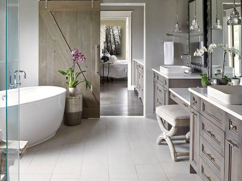 Marvelous 45 Best Master Bathroom Design Ideas