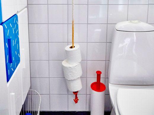 Solution De Rangement Pour Papier Toilette Rangement Salle De Bain Rangement Papier Papier Hygienique