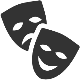 Uups Page Not Found Theatre Masks Theatre Symbol Symbols