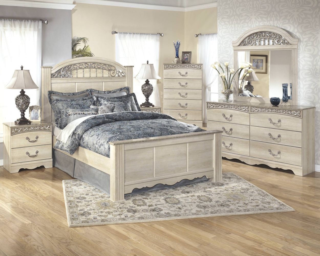 Ashley furniture piece bedroom set best home office furniture