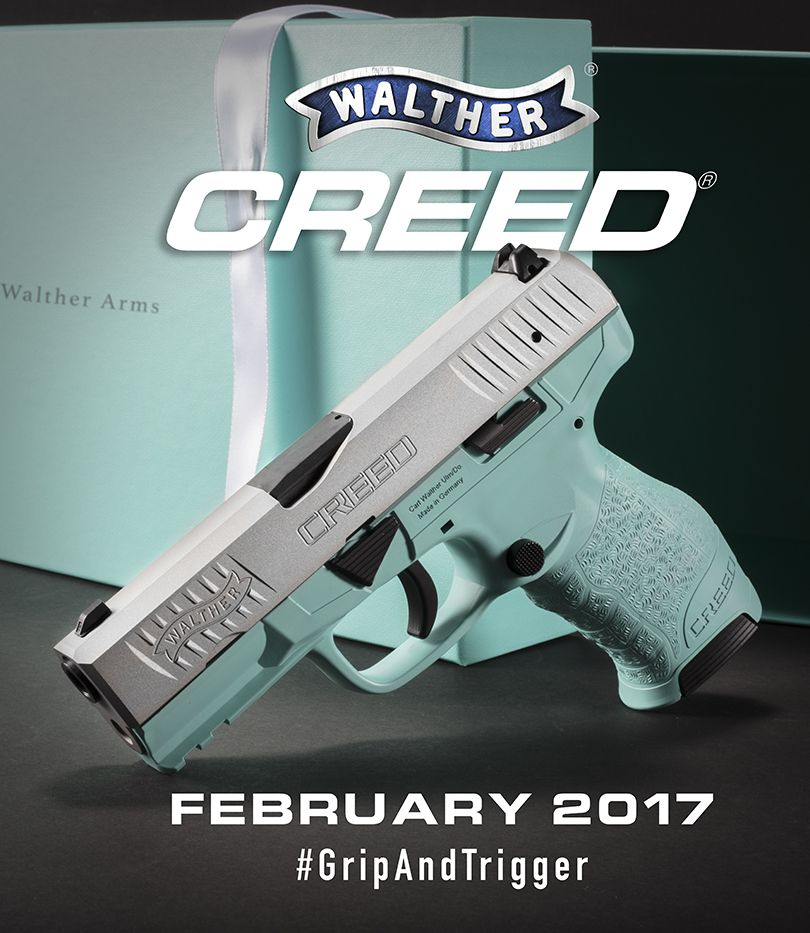 Walther Creed Giveaway Year Of The Creed February Win It Guns
