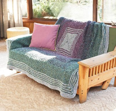 From the Middle Blanket (Crochet)